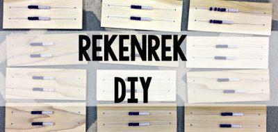 DIY Rekenreks