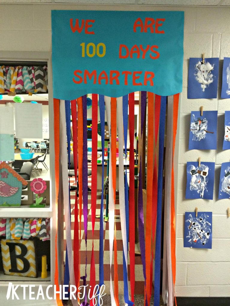 100th day of school activities kteachertiff