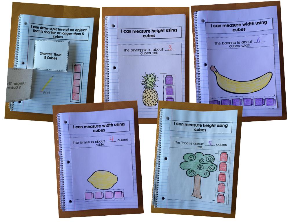 Kindergarten Measurement Activities - KTeacherTiff
