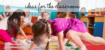 10 Ideas for Indoor Recess