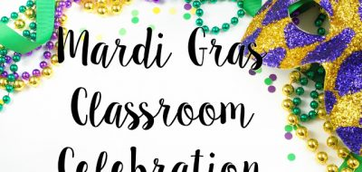 Mardi Gras Classroom Activities