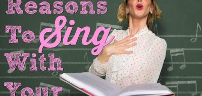 Five Reasons to Sing With Your Students
