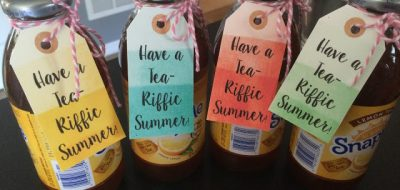 Tea-Riffic Teacher Appreciation Tags