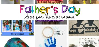 Father's Day Gifts from Your Students