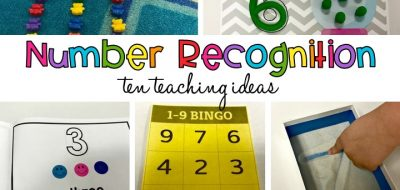 10 Ways to Teach Children Numbers