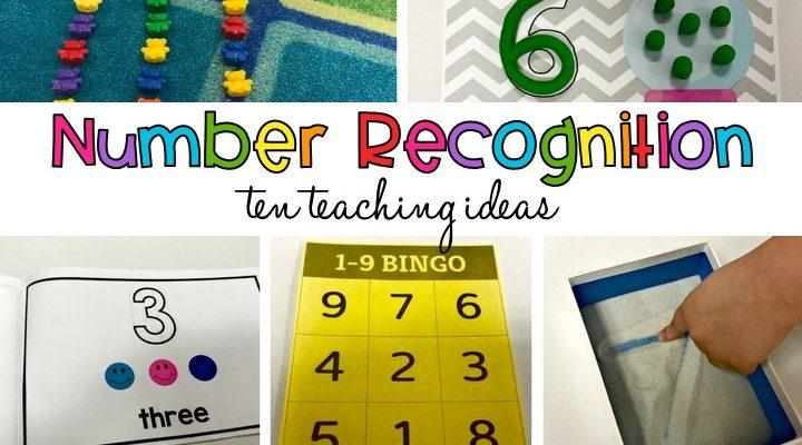 10 Ways to Teach Children Numbers
