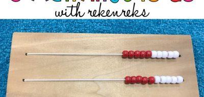 5 Activities to do with Rekenreks