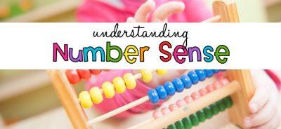 Understanding Number Sense