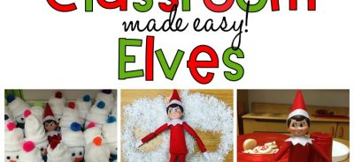 Classroom Elf on the Shelf Made Easy