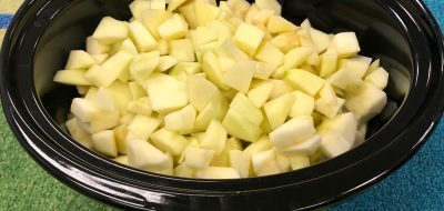 Making Applesauce in the Classroom